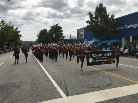 Hats Off Day Parade 2018